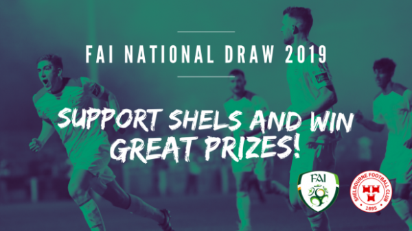 Support Shels in the FAI National Draw