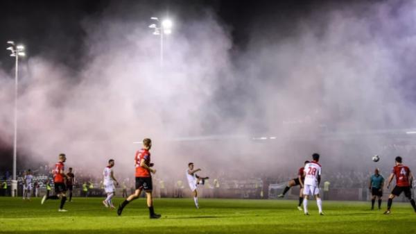 Drogheda United 1-3 Shelbourne : Shelbourne end six-year First Division odyssey